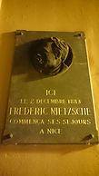 Friedrich Nietzsche, Niza, Francia