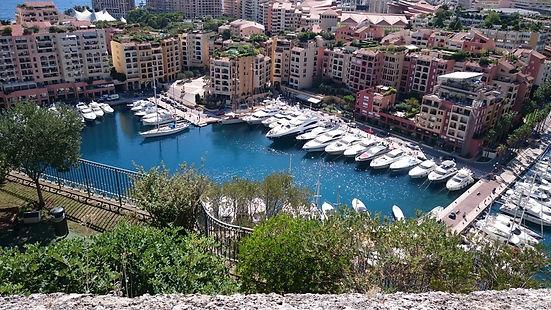 Port Fontvieille, Monaco
