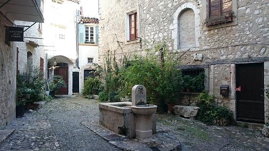La Placette, Saint-Paul de Vence, Francia