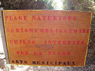 Ile du Levant, Naturism, Nudism