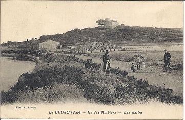 Ile Embiez, Ile de la Tour Fondue, France