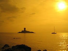Golden Island, Saint-Raphael, France