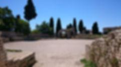 Arenas de Cimiez, Niza