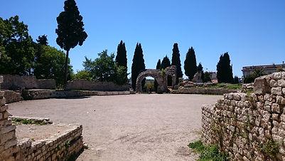 Cimiez archaeological site, Nice