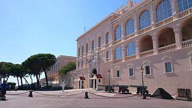 Княжеский Дворец, Монако