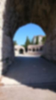 Anfiteatro romano en Cimiez, Niza