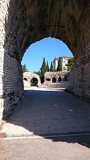 Amphitheater, Nice