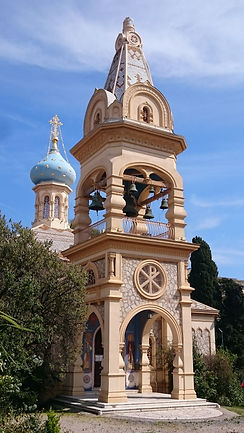 Russian Orthodox Church, Cannes, France
