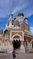 Catedral rusa ortodoxa, Niza, Francia