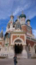 Catedral ortodoxa rusa de Niza