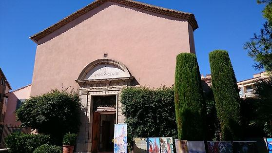 Museum l'Annonciade, St.Tropez, France