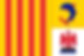 Bandera de Provence-Alpes-Cote dAzur