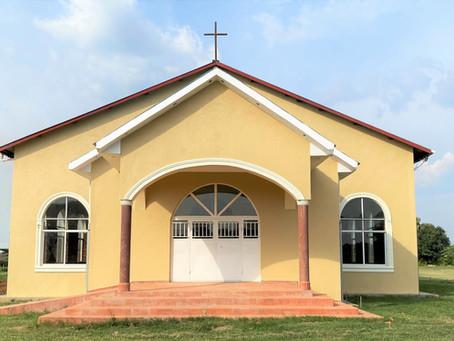 God is Still Building His Church