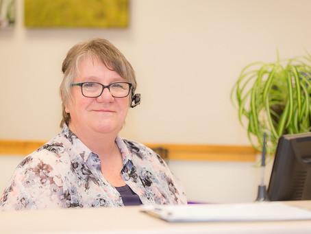 Carer in the spotlight: Gill