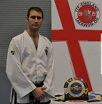 Luke Hall Taekwondo Hereford