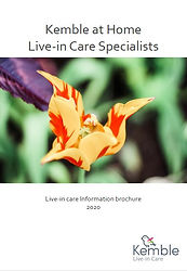 2020 Live-in care information brochure F