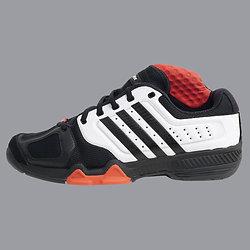 b660adfef99 Fencing shoes adidas adiPower black white ...