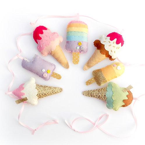 SYO Ice Cream garland