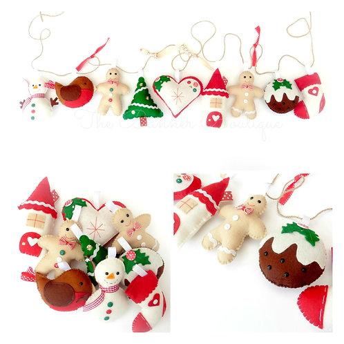SYO Festive garland