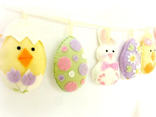 SYO Easter Garland kit