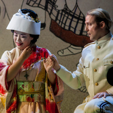 Madama Butterfly - Madama Butterfly - Staatstheater Wiesbaden