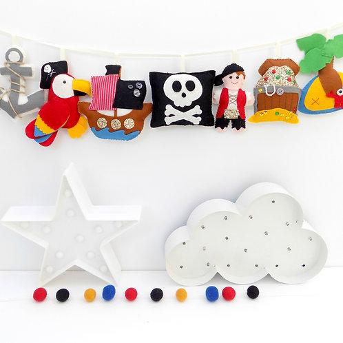 SYO Pirate themed garland