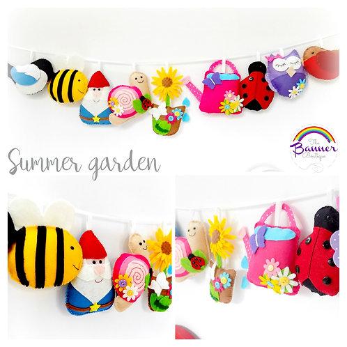 SYO Summer garden