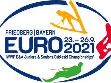 EM Junioren und Senioren Wasserski Seilbahn in Friedberg