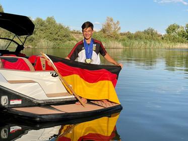Großartige Erfolge bei JEM Wasserski Boot