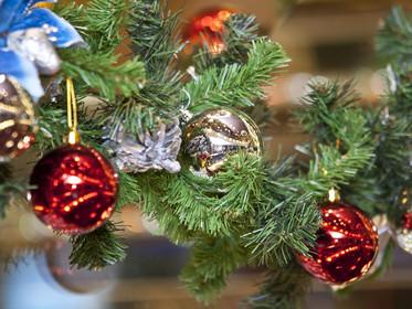 Frohe Weihnachten und ein erfolgreiches 2021