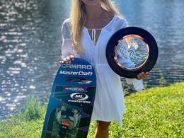 Giannina erfolgreich bei den Masters