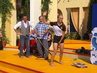 Feldberger Wasserskisportler bei ARD-Sonntags-Show zu Gast