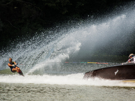 DM Wasserski-Boot