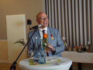Vorsitzender des WSC Alfsee/Rieste e.V. erhält Bundesverdienstorden