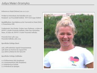 Steckbrief Juliya Meier-Gromyko