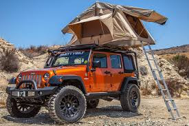 Jeep Roof Top Tents: A match made in vehicle camping heaven