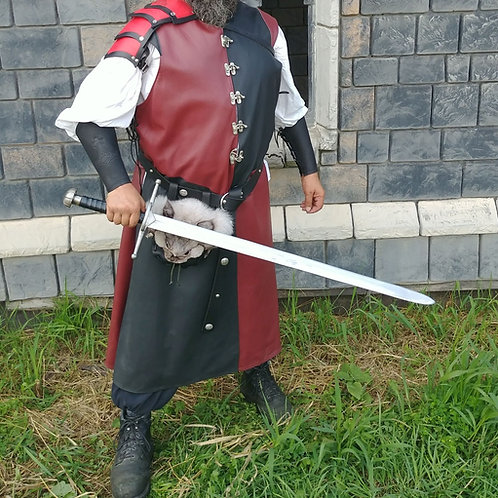 Swordsman coat