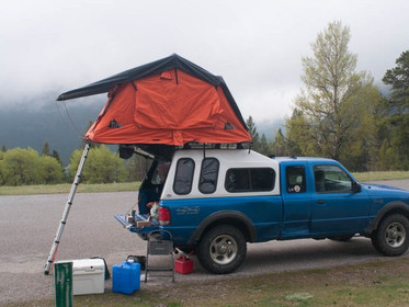 Roof Top Tents That Make Camping Safer