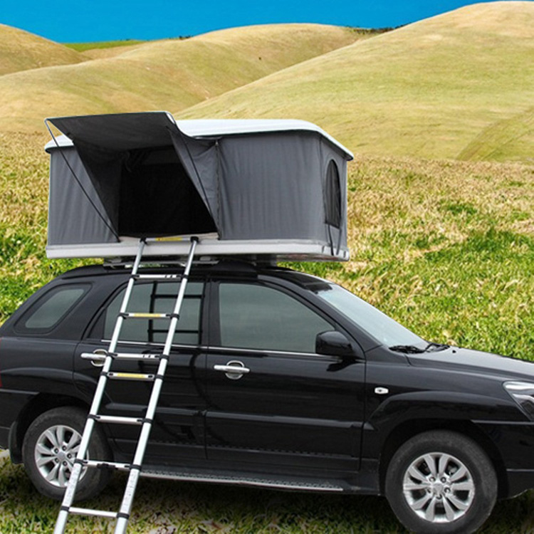 Car Roof Top Tent : What is the feeling of sleeping in a roof tent best