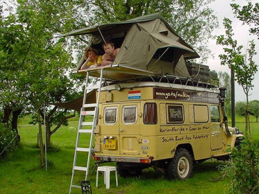 Which Types of Roof Tents Will You Choose?