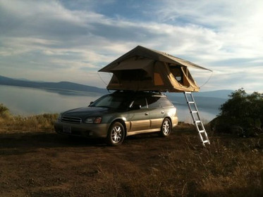 Roof Top Tent Buyer's Guide