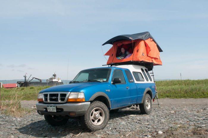 A Car-Top Tent