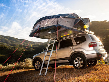 "Roof Top Tents ""Hard Shell"""