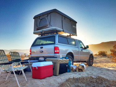 What's the Featurers of Car Top Tent?
