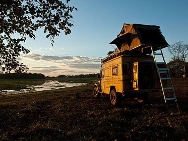Why Traveling with a Roof Top Tent?