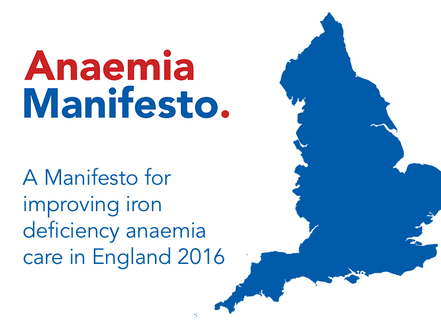 4 million people in the UK may be living with iron deficiency anaemia - are you one of them?