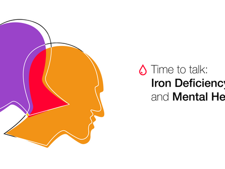Time to talk: Iron Deficiency Anemia and Mental Illness