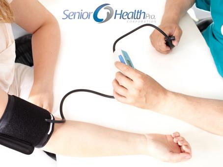 Feel the pressure—blood pressure, that is