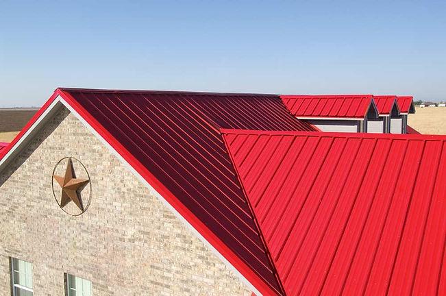 Metal Roofer Nick Lokken Dallas Ft. Wort