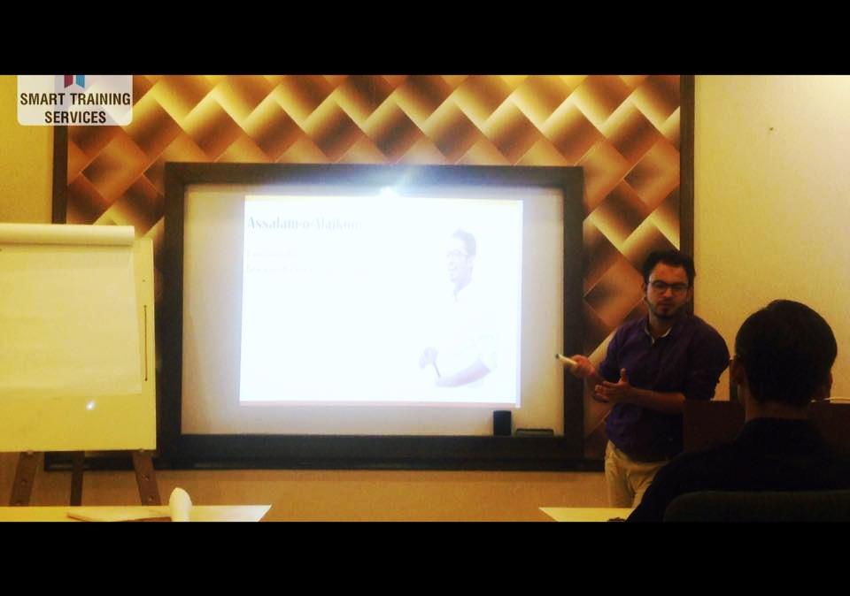 Workshop by Syed Huzair